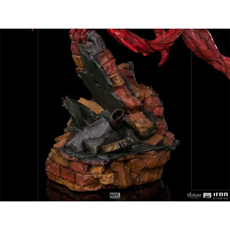Marvel Carnage 1:10 Scale Statue Iron Studios 909429