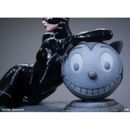 DC Catwoman (Michelle Pfeiffer) 1:4 Scale Maquette Tweeterhead 906559