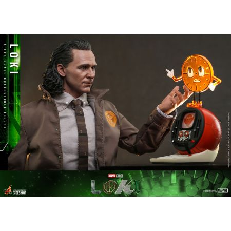 Marvel Loki collection series 1:6 Scale Figure Hot Toys 909398