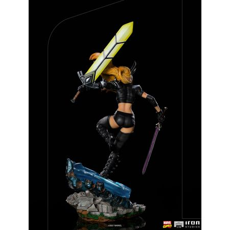 Marvel X-Men Magik 1:10 Scale Statue Iron Studios 909512