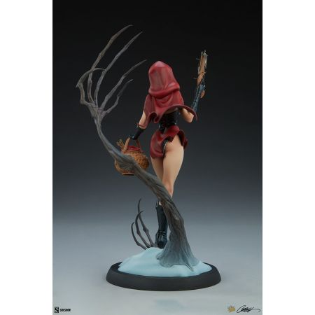 Red Riding Hood 19-inch Statue Sideshow Collectibles 200552