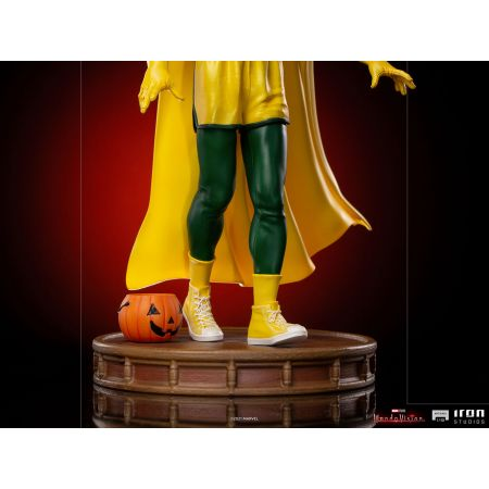 Marvel Vision Halloween Version (WandaVision) 1:10 Scale Statue Iron Studios 909484