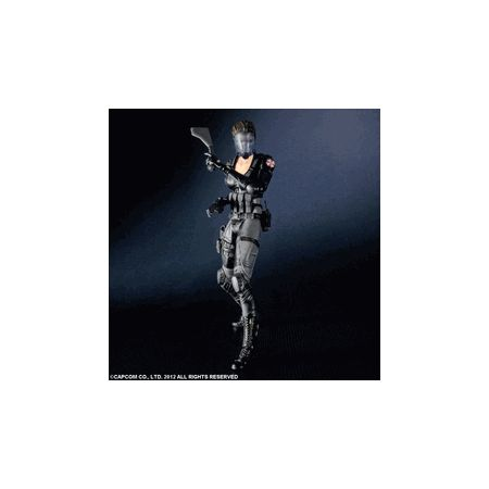 Resident Evil Operation Raccoon City Play Arts Kai  Lupo 9 inches