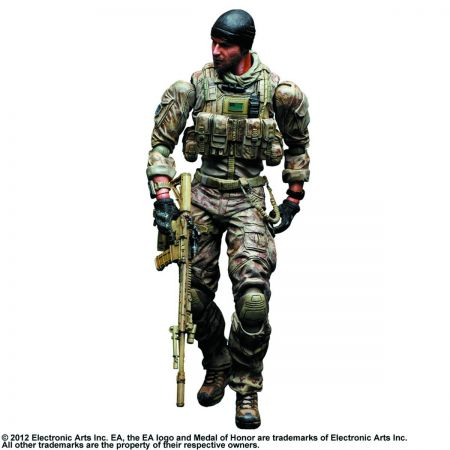 Medal of Honor Warfighter Play Arts Kai - Preacher 10 Inches