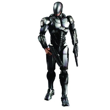 Robocop Play Arts Kai Robocop Version 1.0  8 inches