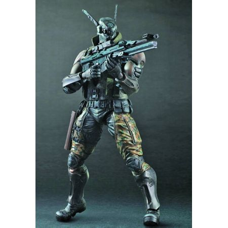 Appleseed Alpha Play Arts Kai Briareos 11 inches