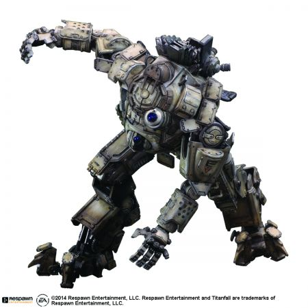 Titanfall Play Arts Kai - Atlas