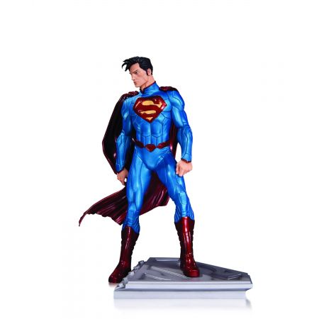 Superman Man of Steel Statue by John Romita Jr. 7-inch