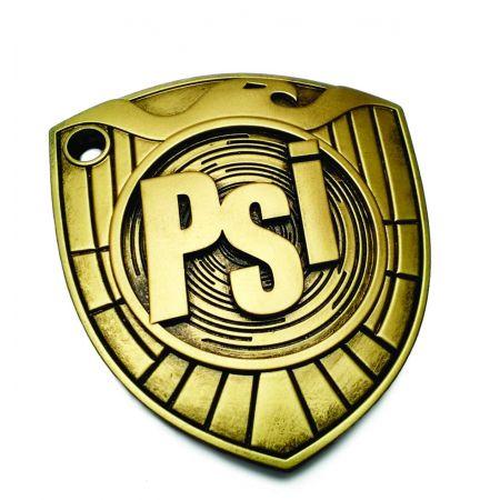 Judge Dredd PSI Badge 1:1 Prop Replica