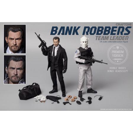 Bank Robbers - Team Leader