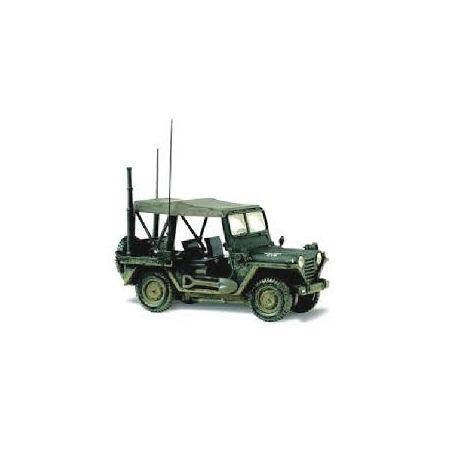 M151 A1 Mutt Utility Truck USAF Unsung Heroes Vietnam Series II 1:43 Corgi US50105