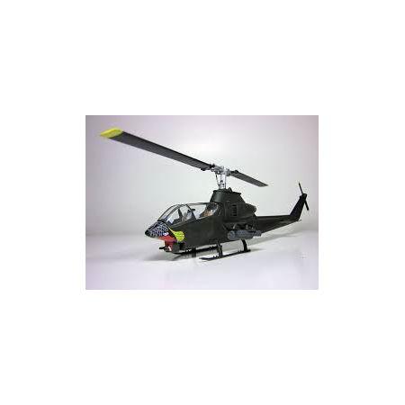 Hélicoptère Huey UH-1E Iroquois Gunship-USMC