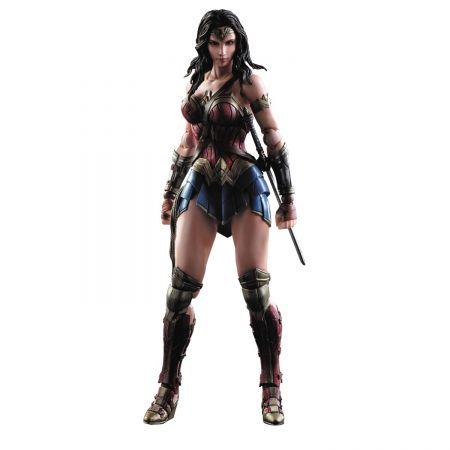 Batman v Superman BVS: Dawn of Justice Play Arts Kai 10-inch - Wonder Woman