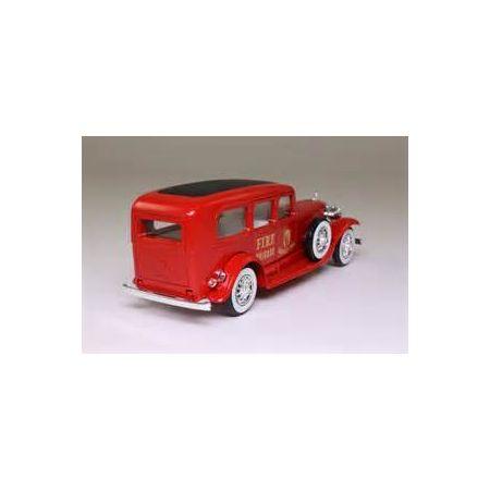 Solido 4038 Cadillac Ambulance Manhattan Fire Brigade