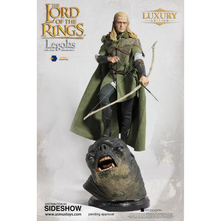 Le Seigneur des Anneaux Legolas Luxury Edition figurine échelle 1:6 Asmus Collectible Toys 903004