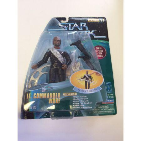 Star Trek The Next Generation 10th Anniversary Lt Commander Worf