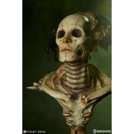 Court of the dead Xiall: Resolve of Bone buste Legendary Scale Bust Sideshow Collectibles 200532