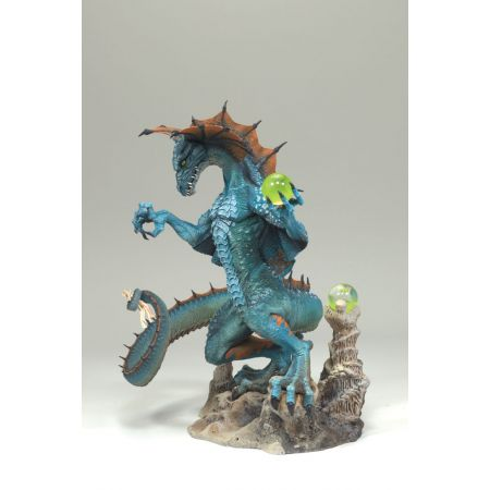 McFarlane's Dragons S�rie 5 The Fall of the Dragon Kingdom Sorcerer Dragon Clan McFarlane