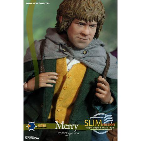 Le Seigneur des Anneaux Merry Slim Version figurine échelle 1:6 Asmus Collectible Toys 903194