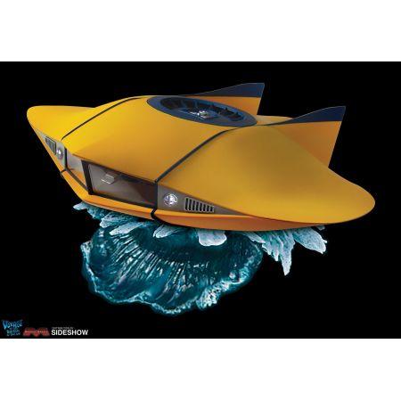 Voyage au fond des mers Flying Sub Deluxe Edition Die-Cast échelle 1:32 Moebius Models 903228. Édition limitée de 300 exemplaires.