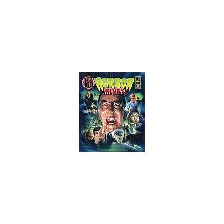 Livre Top 100 Horror movies Gary Gerani et Roger Corman Fantastic Press ISBN-13 978-1600107078
