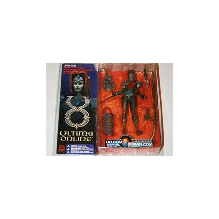 Ultima Online Captain Dasha figurine 7 po McFarlane