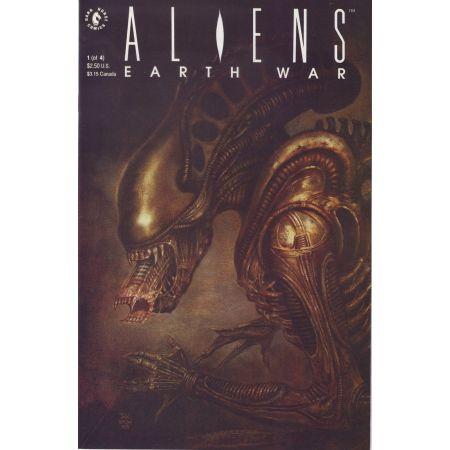 Aliens: Earth War 1-2-3 Lot Dark Horse  VF-NM
