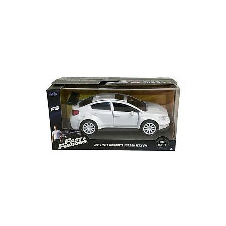 Fast and Furious 8 Mr Little Nobody's Subaru WRX STI Jada ...